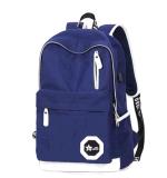 Trouxa da lona, saco de ombro dobro, trouxa do saco do estudante