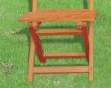 熱い販売の安い木の椅子の庭の家具のあと振れ止めの椅子