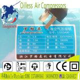 90L 3X550W MiniOilless beweglicher leiser Pumpen-Luftverdichter