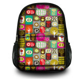 Venda Por Atacado OEM Custom Canvas School Mochila Bolsas Laptop Backpack