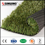 庭を美化するための砂のないより安い多色刷りの人工的な草