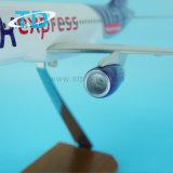 Modelo de la aeronave de la resina Hongkong Express Airline A320 1/100 37.6cm
