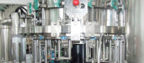 Chaîne de production complète de remplissage de bouteilles en verre