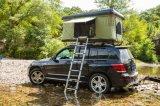 Tenda di campeggio del tetto dell'automobile della fabbrica delle coperture del tetto della tenda dura esterna all'ingrosso della parte superiore per viaggiare