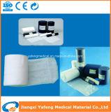 Rullo non sterile materiale medico 100% della garza del cotone