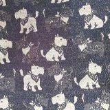 Уникально Yarn-Dyed животные ткани жаккарда