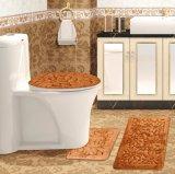 Neue Entwurf Toliet Badezimmer-Fußboden-Luxuxmatte