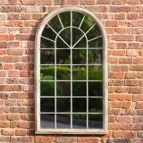 Зеркало ковки чугуна напольное для украшения стены