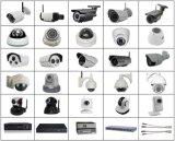 Cámaras de vigilancia del CCTV CMOS de alta definición con la lente de 4-9mm