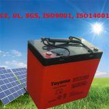 Baterías profundas 12V recargable del gel de las baterías del gel del ciclo