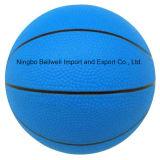 安い価格多彩なPVC球小さいPVCバスケットボールのごまかす球