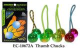 Heet Nieuw Grappig Licht op het Stuk speelgoed van L van de Bal Boucing