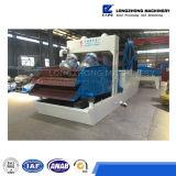Sand-Waschmaschine mit Doppelplattform-Bildschirm für Trockner
