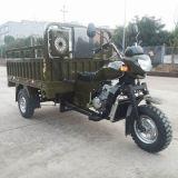 重い作業のための150zh Apsonic 3の車輪の貨物オートバイ