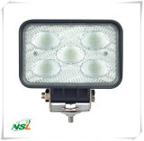 5PCS*10W CREE 50W High Capacity 4250lumen Power Pure White LED Work Lights, 24V Truck Lights mit EMC