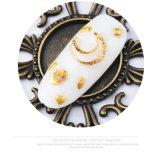 L'art mat tendant japonais de clou en métal d'alliage de type de mode légèrement rivette des charmes de goujons ronds/rectangle/baisse/oeil de cheval