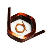 Bobina sem fio feita sob encomenda do carregador para o enrolamento/a bobina do indutor fio de cobre