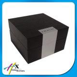 Contenitore di vigilanza nero quadrato più di alta qualità con il marchio del metallo