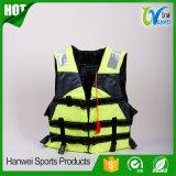 Lifejacket 2017 Solas обеспечения качества портативный морской отражательный (HW-LJ034)