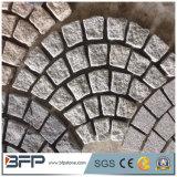 Pierre grise bon marché de cube/galet en pavé du granit G603