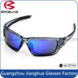Мотоцикл UV 400 солнечных очков безосколочных людей верхнего качества поляризовыванный защитный задействуя управляя Golfing Eyeglasses