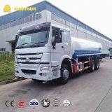 Camion resistente dello spruzzatore di Sinotruk HOWO 6X4 20cbm