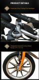 X 모양 디자인 14 인치 접히는 자전거 라이트급 선수