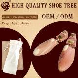 Form-Entwurfs-natürliche justierbare hölzerne Förderung kein gebrochener Schuh-Baum
