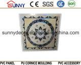 방수 PVC 천장 도와 PVC 벽면 595mm 600mm 603mm