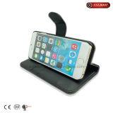 은하 S6 가장자리 PU 가죽 상자 iPhone 7 전화 상자