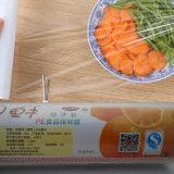 El PE se aferra película para el alimento del surtidor de China