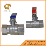Filet mâle femelle T Type Handle Brass Ball Valve