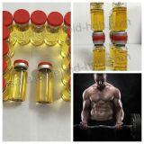 筋肉利得のステロイドの終了する黄色は液体ガラスびんTrenbolone Enanthateに油をさす