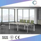 Table de réunion neuve du modèle cpc de mode de mélamine de bureau d'arrivée