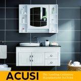 優れた品質簡単な様式の純木の浴室の虚栄心の浴室用キャビネットの浴室の家具(ACS1-W15)