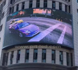 1/4のスキャンモジュールが付いている高い明るさP8屋外LEDビデオスクリーン