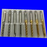 Colpetti standard della mano della scanalatura dell'acciaio rapido JIS Stright
