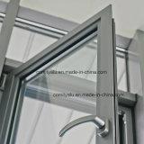 Profilo di alluminio anodizzato di colore per il portello di alluminio