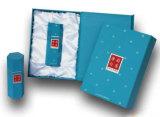 Cadre de papier rond de module de grain de café de la Chine/boîte-cadeau ronde de carton