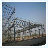 Edificio ligero de la estructura de acero de Wiskind Q345 para la fábrica