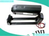 36V 11.6ah Hailong unten Gefäß-Lithium-Batterie für elektrisches Fahrrad