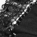 Lm002甘いレースのLolitaの着物の女の子のウールのセーターの岬かマント