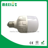 Lâmpada quente E27 do Birdcage do diodo emissor de luz da venda com alumínio e PC