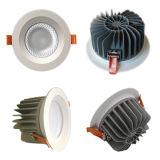 Século de China que ilumina o diodo emissor de luz Recessed Downlight da ESPIGA do CREE de Downlight 20W 110mm entalhe ajustável com o excitador de 100lm/W Osram