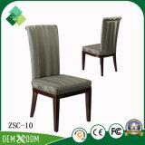 Cadeira de couro da cadeira moderna da parte traseira da elevação para a sala de visitas (ZSC-10)