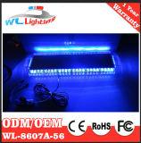 56W LEDの警察の警告ランプの小型ライトバー