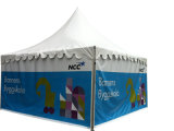 Im Freien5*5m Pagode-Pop-up Zelt