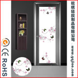 Auto-adhésif Flat PVC Shower Door Decorative Film