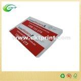 Vier Etiketten van de Sticker van de Kleurendruk Recentste Thermische (ckt-La-400)