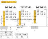 Qtz220lf12 (FL30/30)水平寄せクレーン12t熱い販売
